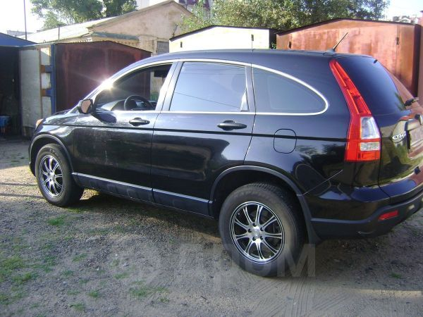 Honda CR-V, 2008 год, 740 000 руб.