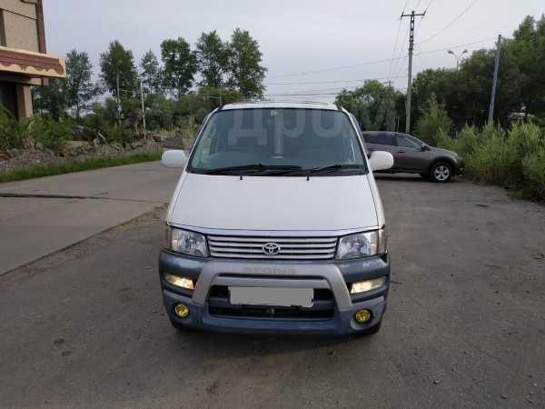Toyota Hiace Regius, 1997 год, 400 000 руб.