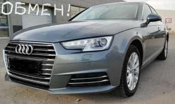 Красноярск Audi A4 2015
