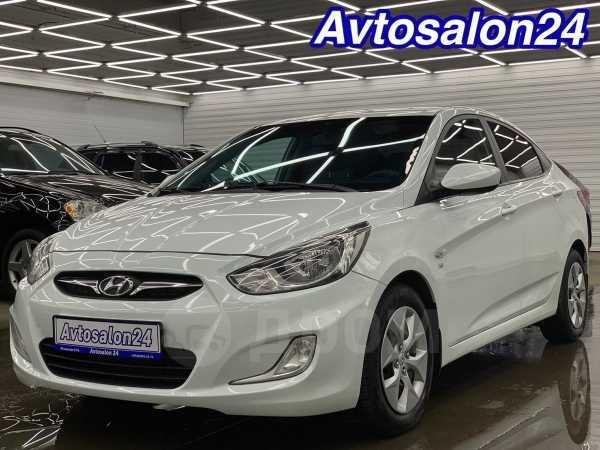 Hyundai Solaris, 2014 год, 539 999 руб.