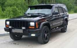 Екатеринбург Cherokee 2000