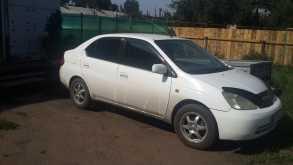 Черногорск Prius 2002