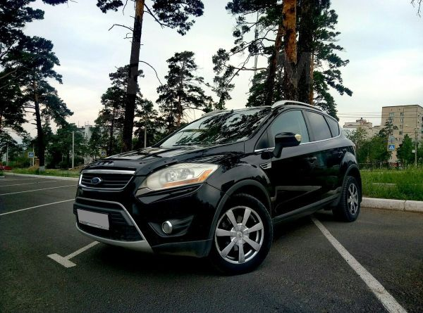 Ford Kuga, 2010 год, 680 000 руб.