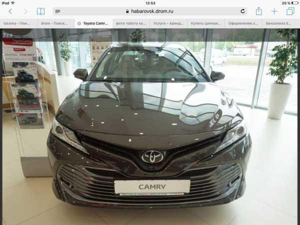 Toyota Camry, 2019 год, 1 900 000 руб.
