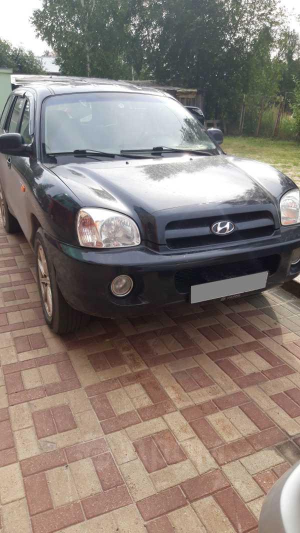 Hyundai Santa Fe Classic, 2008 год, 390 000 руб.