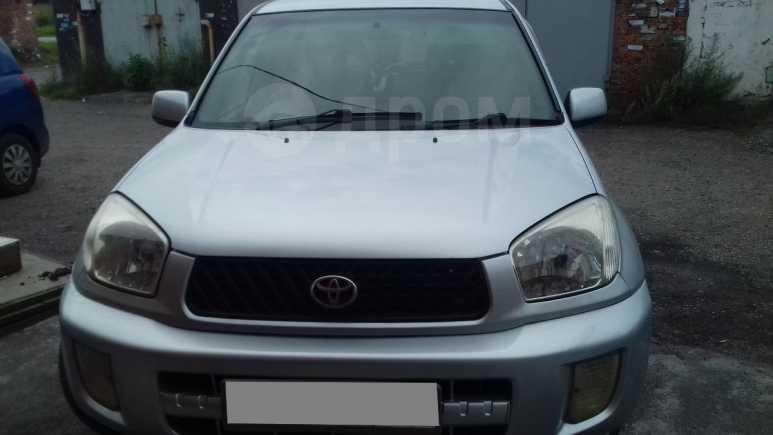 Toyota RAV4, 2002 год, 420 000 руб.