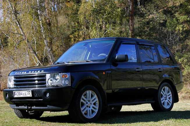 Land Rover Range Rover, 2004 год, 650 000 руб.