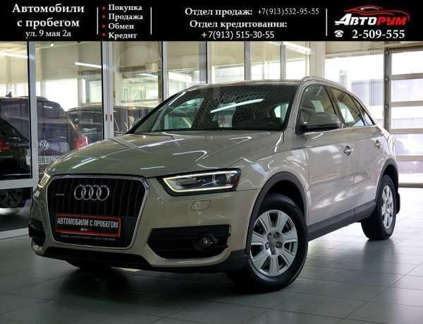 Audi Q3, 2011 год, 937 000 руб.