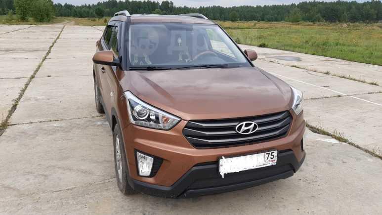 Hyundai Creta, 2017 год, 1 157 000 руб.