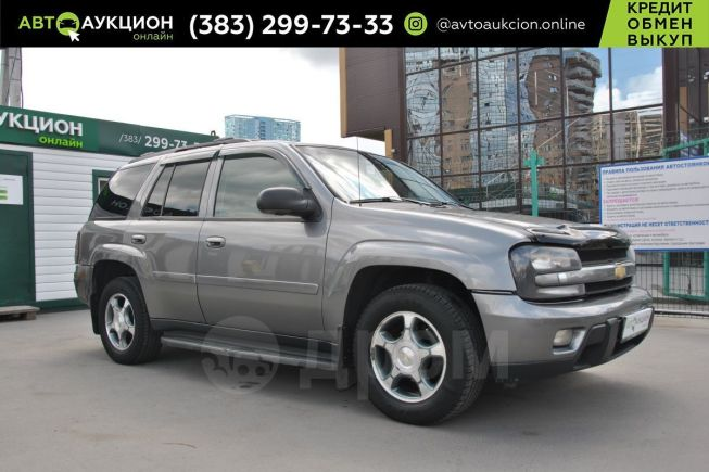 Chevrolet TrailBlazer, 2008 год, 475 000 руб.