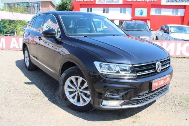 Volkswagen Tiguan, 2017 год, 1 355 000 руб.