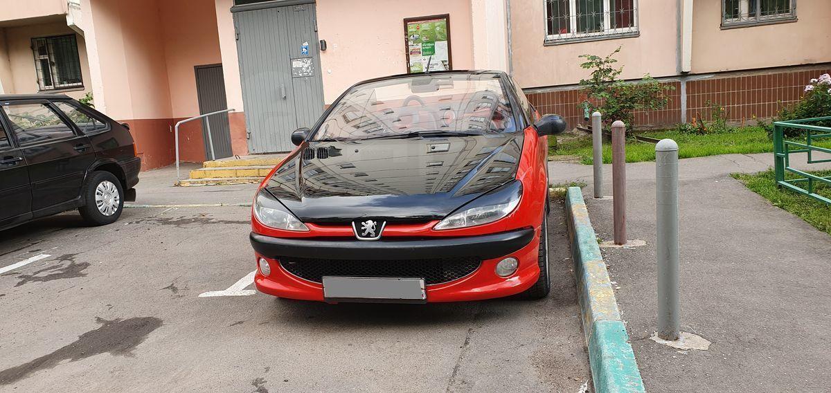 Пежо 206 автосалон москва отзывы об автосалонах на варшавке москвы