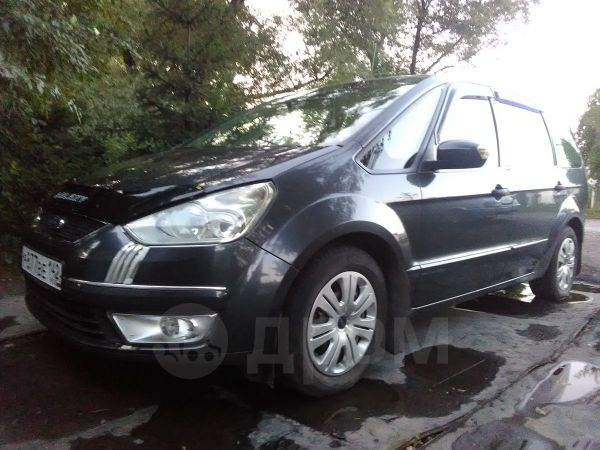 Ford Galaxy, 2009 год, 400 000 руб.