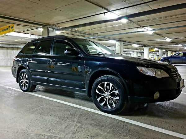 Subaru Outback, 2007 год, 658 000 руб.