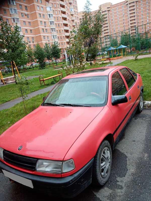 Opel Vectra, 1992 год, 63 500 руб.