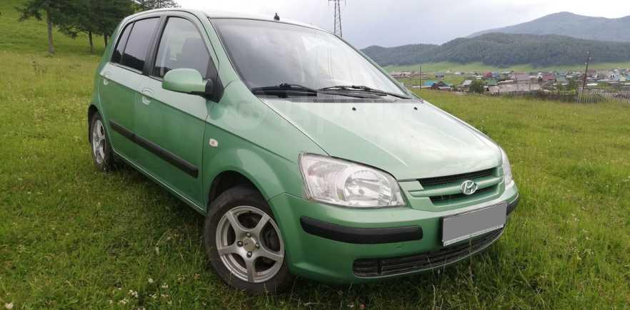 Hyundai Getz, 2003 год, 225 000 руб.