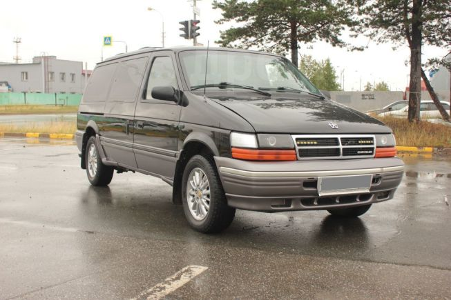 Plymouth Grand Voyager, 1995 год, 490 000 руб.