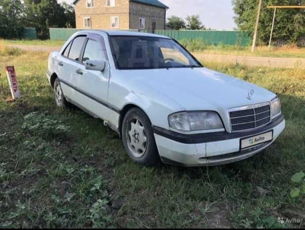 Mercedes-Benz C-Class, 1995 год, 80 000 руб.