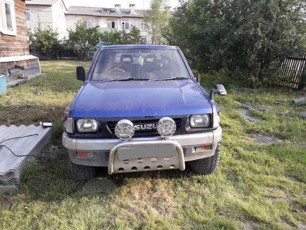 Isuzu MU, 1994 год, 250 000 руб.