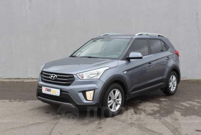 Hyundai Creta, 2016 год, 1 059 900 руб.