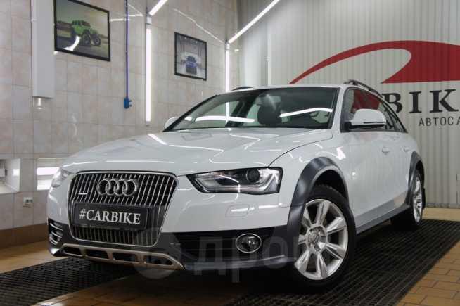 Audi A4 allroad quattro, 2015 год, 1 179 000 руб.