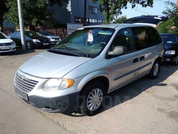 Chrysler Voyager, 2001 год, 330 000 руб.