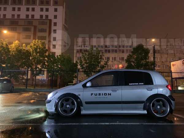 Hyundai Click, 2007 год, 300 000 руб.