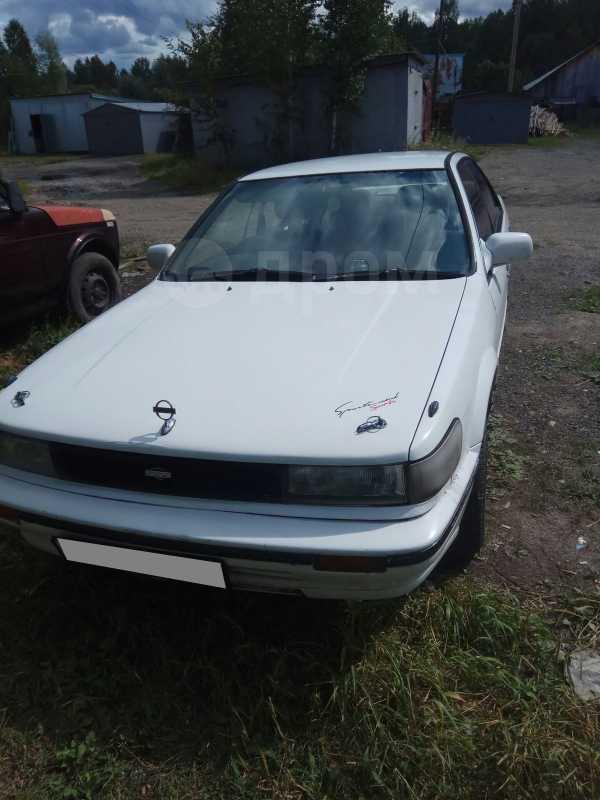 Nissan Bluebird, 1990 год, 55 000 руб.