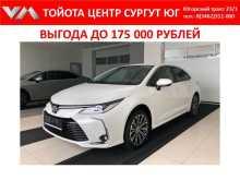Сургут Corolla 2019