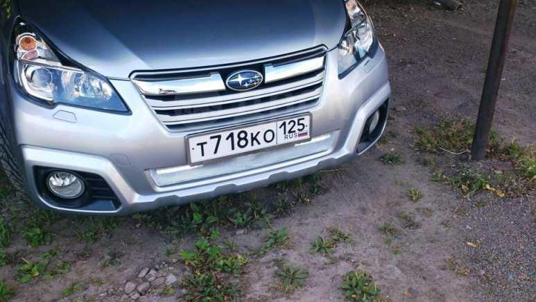 Subaru Outback, 2011 год, 890 000 руб.