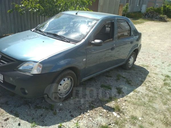 Dacia Logan, 2008 год, 200 000 руб.