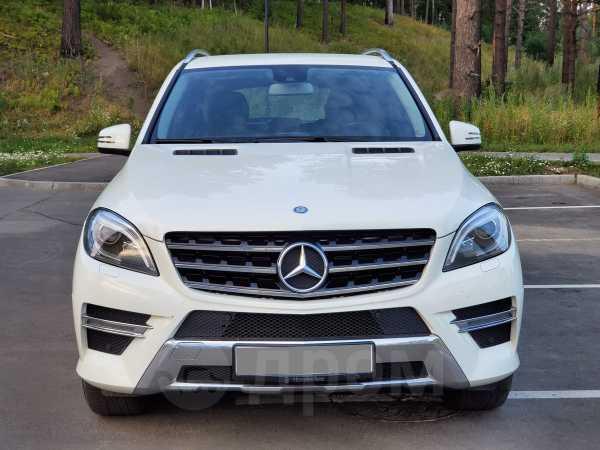 Mercedes-Benz M-Class, 2012 год, 1 350 000 руб.