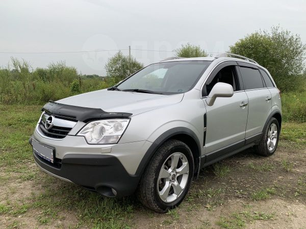 Opel Antara, 2010 год, 699 000 руб.