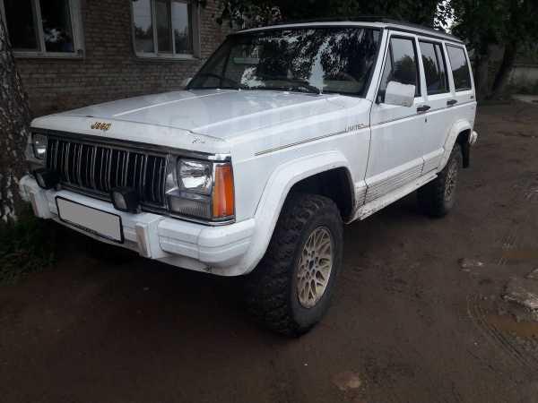 Jeep Grand Cherokee, 1992 год, 150 000 руб.
