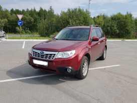 Сургут Forester 2012