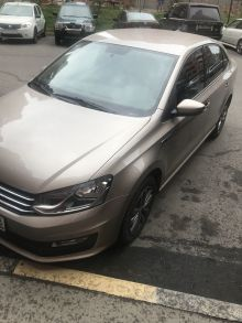 Volkswagen Polo, 2019 г., Иркутск