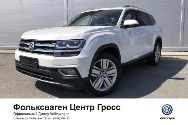 Volkswagen Teramont, 2019 год, 3 999 000 руб.