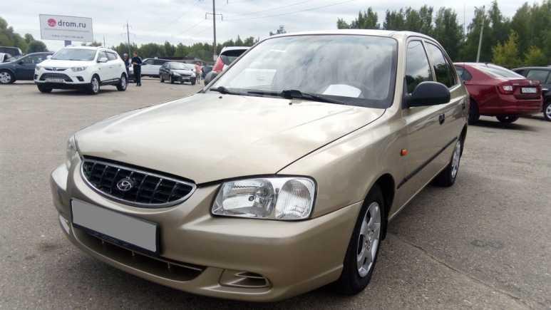 Hyundai Accent, 2005 год, 194 000 руб.