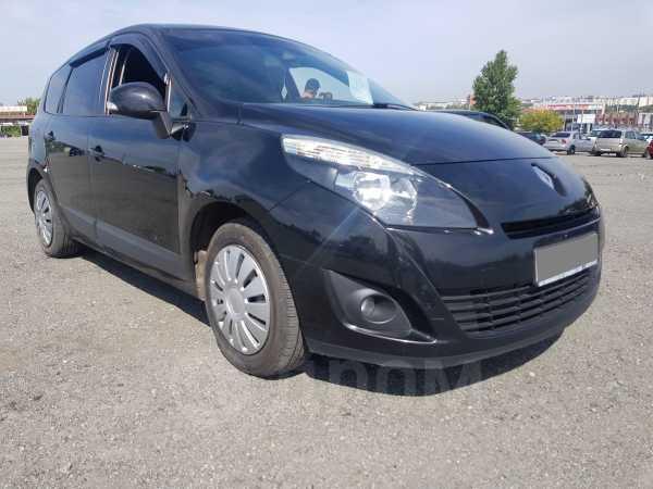 Renault Grand Scenic, 2010 год, 520 000 руб.