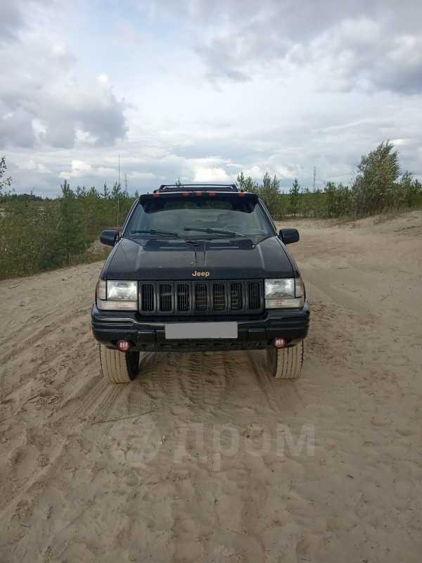 Jeep Grand Cherokee, 1996 год, 350 000 руб.