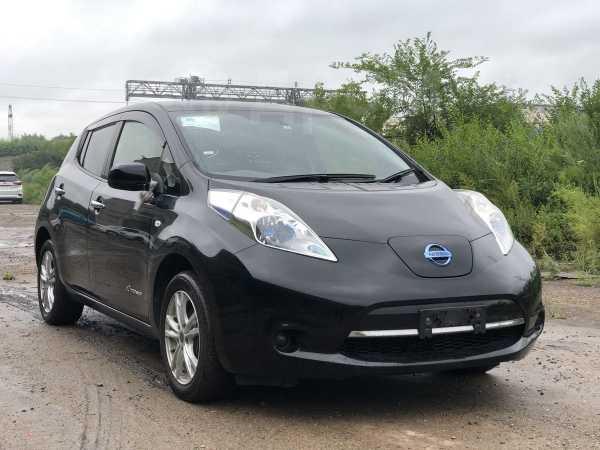 Nissan Leaf, 2013 год, 387 000 руб.