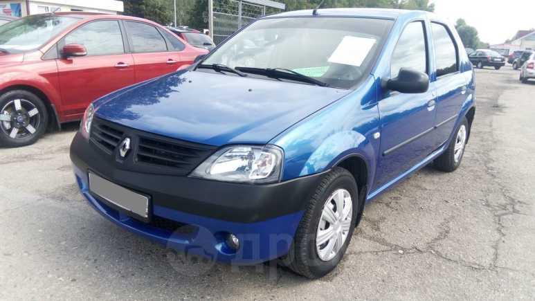 Renault Logan, 2008 год, 235 000 руб.