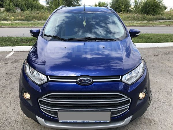 Ford EcoSport, 2016 год, 899 999 руб.