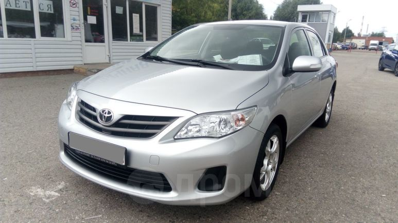 Toyota Corolla, 2012 год, 729 000 руб.