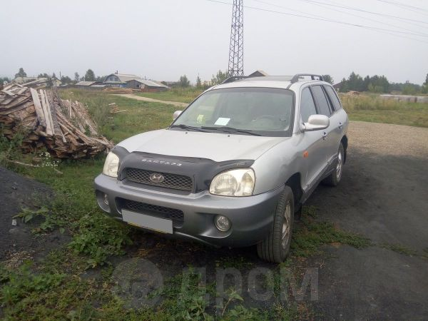 Hyundai Santa Fe, 2003 год, 440 000 руб.