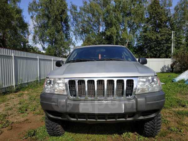 Jeep Grand Cherokee, 2003 год, 320 000 руб.