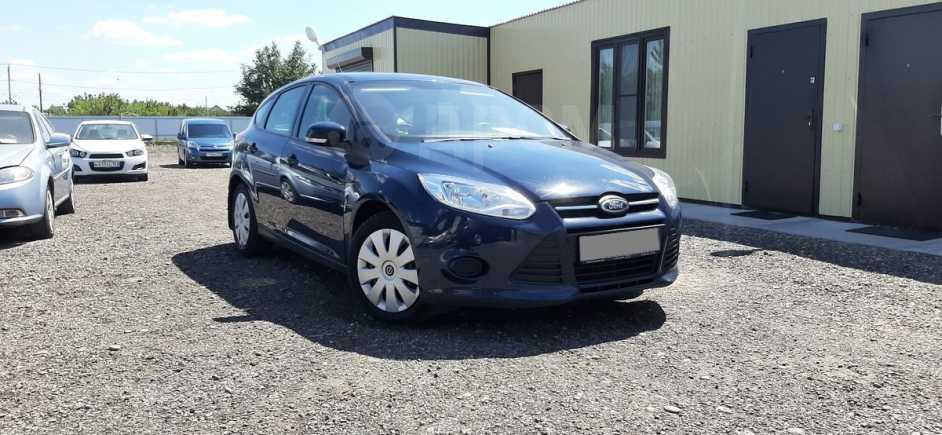 Ford Focus, 2013 год, 495 000 руб.