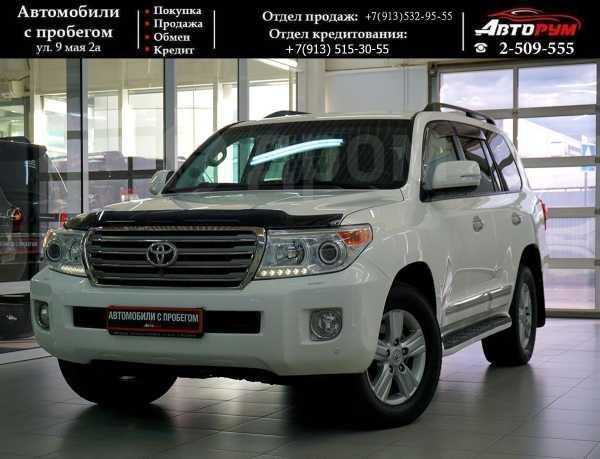 Toyota Land Cruiser, 2012 год, 2 457 000 руб.
