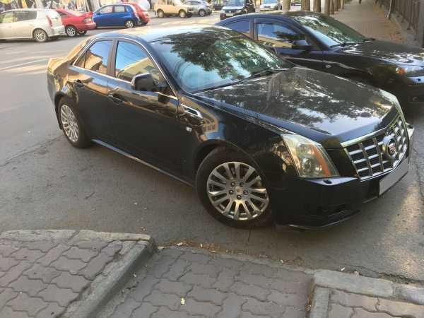 Cadillac CTS, 2011 год, 815 000 руб.