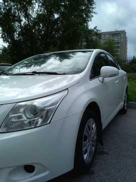 Екатеринбург Avensis 2011